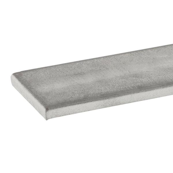 8 Length 304 General Purpose Plate 1//4 X 1//2 Stainless Steel Flat Bar 0.25 inch Thick Mill Stock