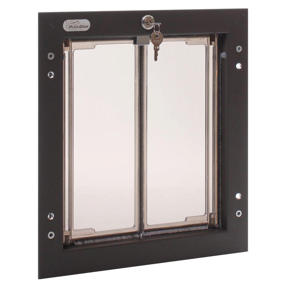 Plexidor Performance Pet Doors 9 In X 12 In Door Mount