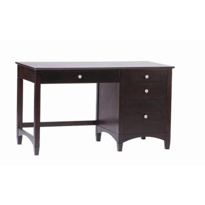 Brown - Wood - Kids Desk - Kids Desks & Chairs - Kids ...