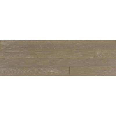 1/4 in. x 5.1 in. x Varying Lengths Stone HDF White Oak Shiplap Wall Plank (20.3 sq. ft./Carton)
