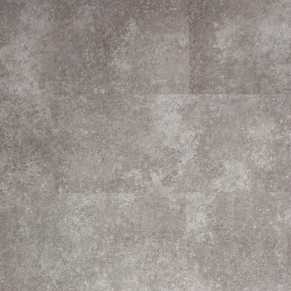Take Home Sample - Concrete Cork 5 in. x 7 in. Engineered Click Hardwood Flooring