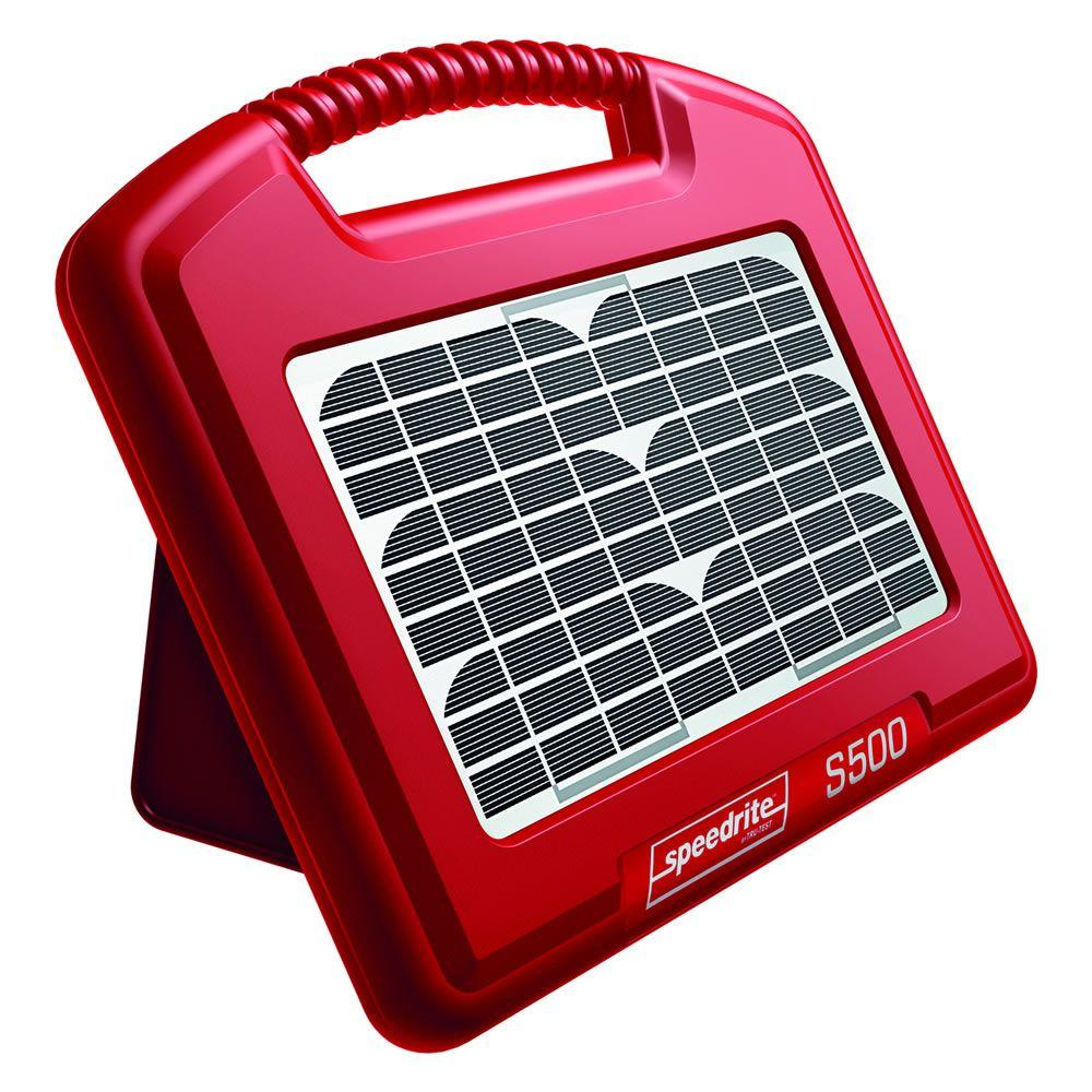 Speedrite S500 Solar Energizer 0 5 Joule 814098 The