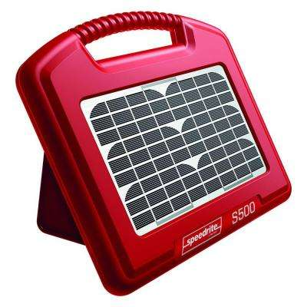 S500 Solar Energizer - 0.5 Joule