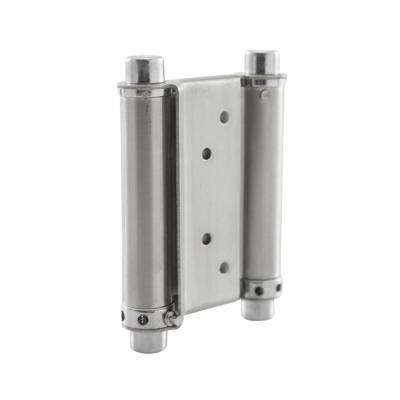 2-19/32 in. x 3-5/8 in. Double Action Spring Hinge