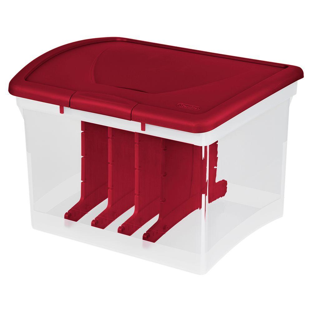 4-Light Reels Light Storage Box (4-Pack)