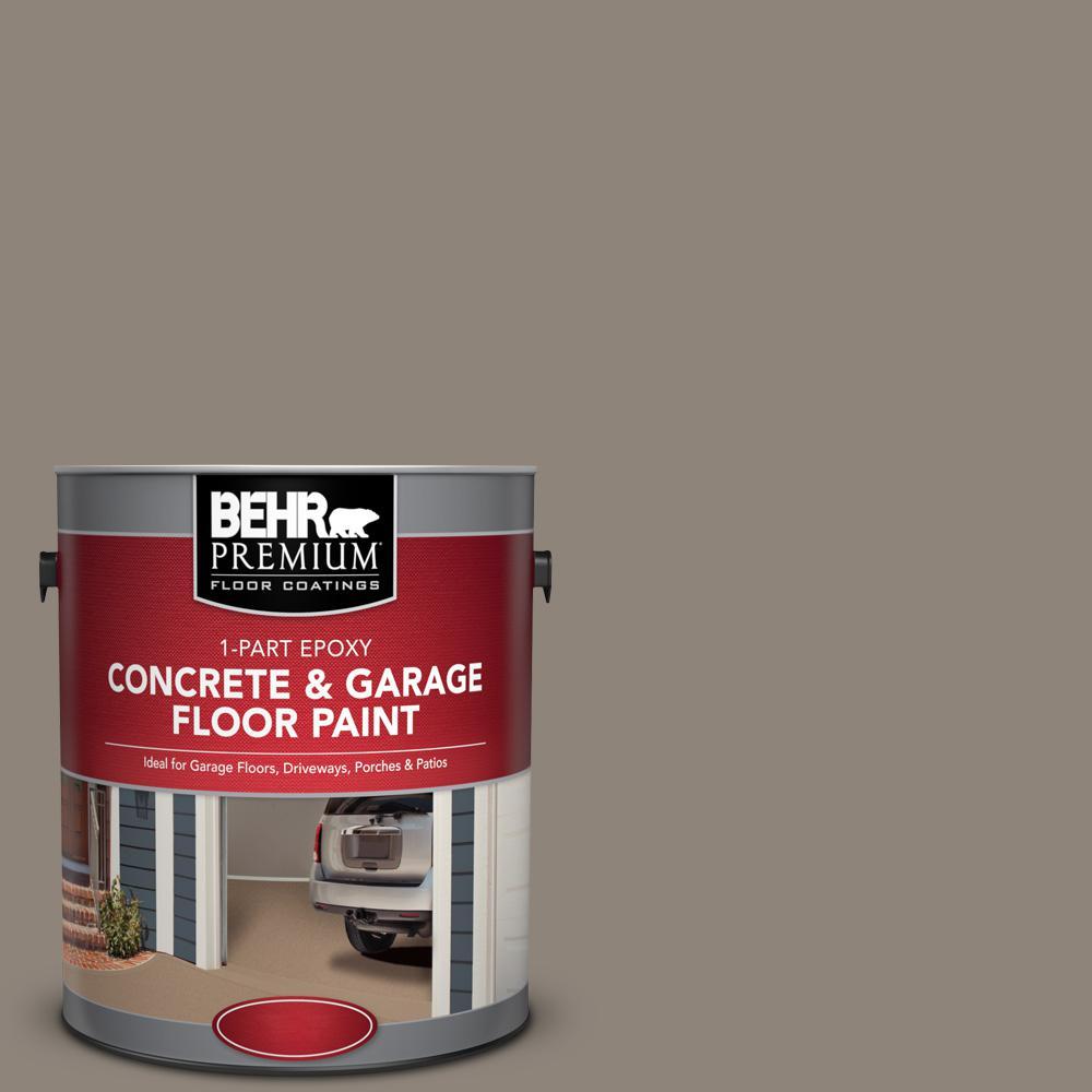 1 gal. #N200-5 Woodcraft 1-Part Epoxy Satin Interior/Exterior Concrete and Garage Floor Paint