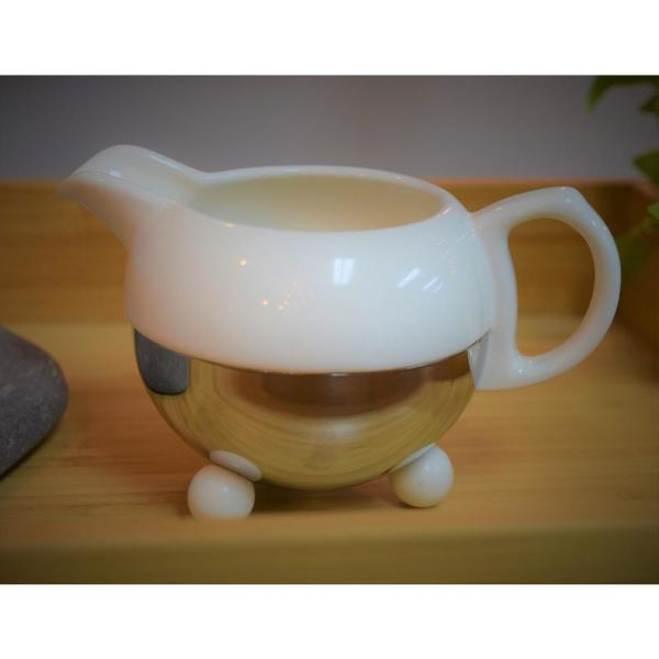 Bredemeijer Spring White Cosy Creamer 1418w The Home Depot