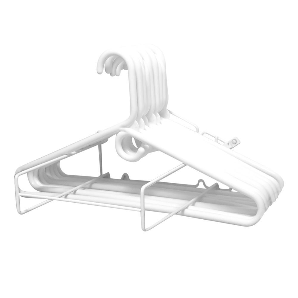 everbilt heavy duty padded arm hanger 18042 the home depot. Black Bedroom Furniture Sets. Home Design Ideas