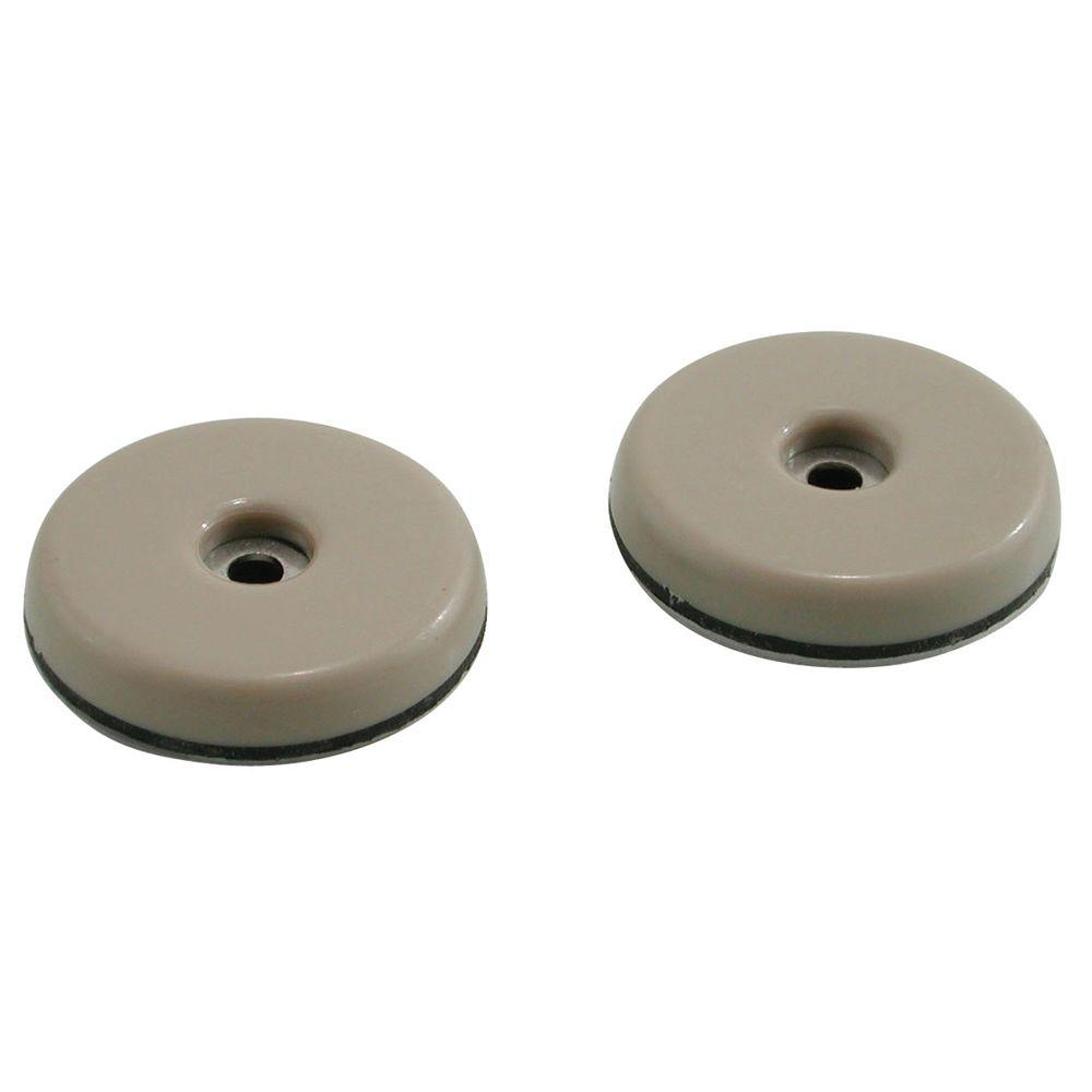1 In. Adhesive Furniture Glides ...