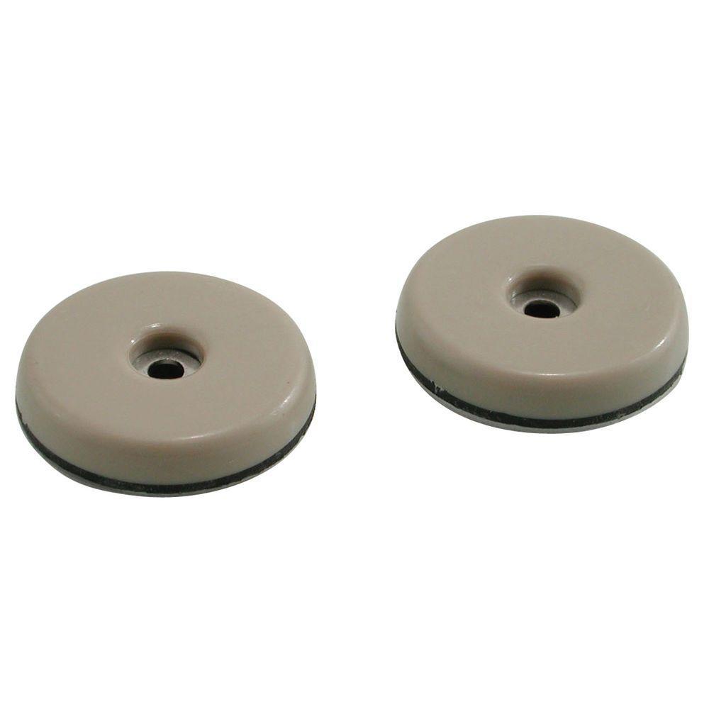 1 in. Adhesive Furniture Glides (8 per Pack)