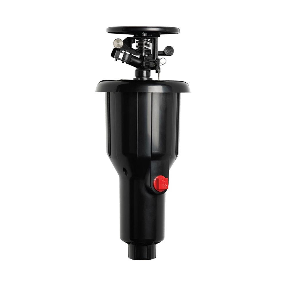 Exterior Sprinkler Heads : Orbit plastic pop up impact sprinkler the home depot
