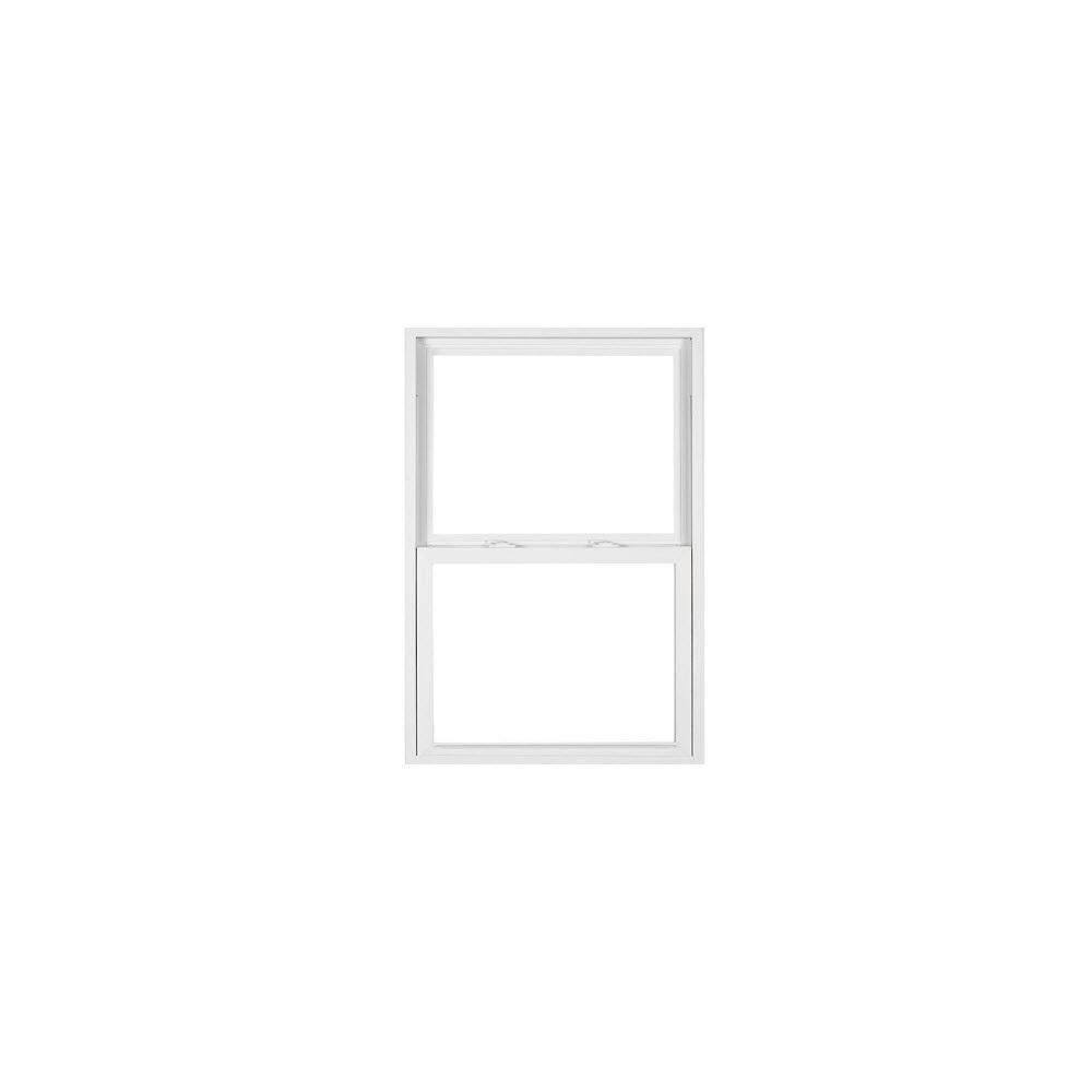 SIMONTON Installed Vinyl Single Hung Windows