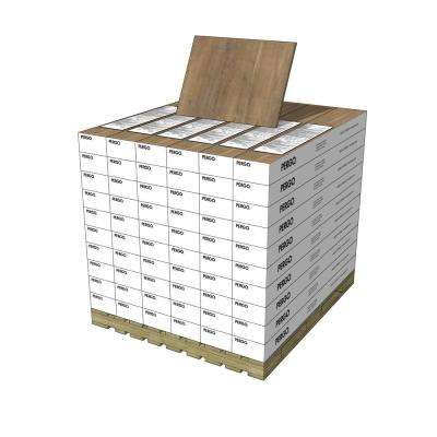 Outlast+ Harvest Cherry 10 mm Thick x 6-1/8 in. Wide x 47-1/4 in. Length Laminate Flooring (967.2 sq. ft. / pallet)