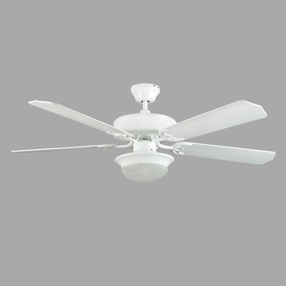 Concord fans heritage fusion series 52 in indoor white ceiling fan concord fans heritage fusion series 52 in indoor white ceiling fan aloadofball Image collections