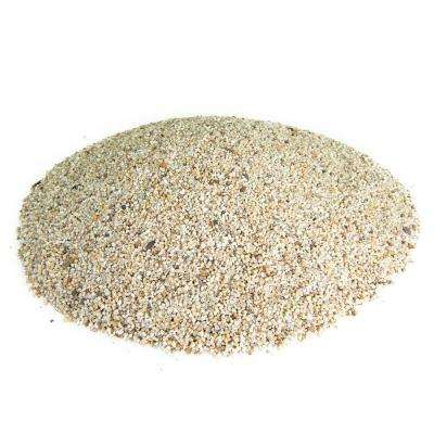 0.83 cu. ft. 1/8 in. White Criva Mexican Beach Pebble Smooth Round Rock for Gardens, Landscapes and Ponds