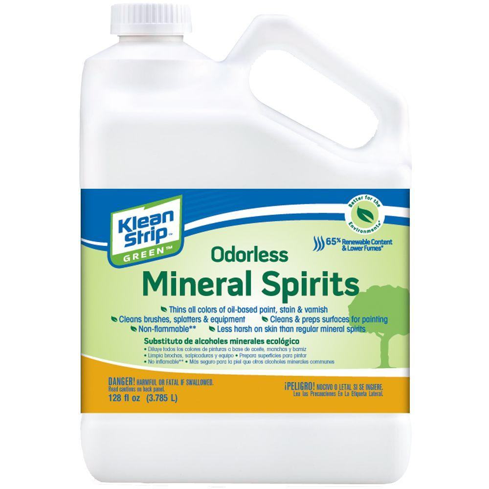 Klean-Strip Green 1 gal. Odorless Mineral Spirits Substitute