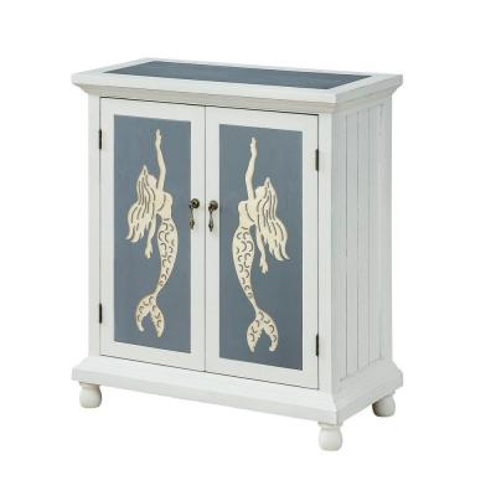 Neptunes Multicolor 2-Door Cabinet