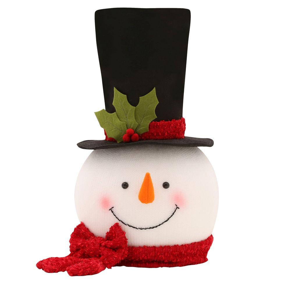 Upc 824984473885 18 In Snowman Tree Topper Txf1794 Upcitemdb Com