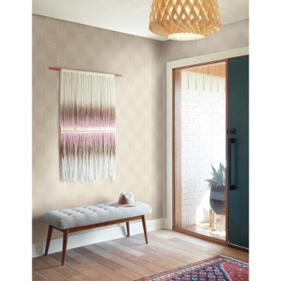 56 sq. ft. Vantage Point Wallpaper