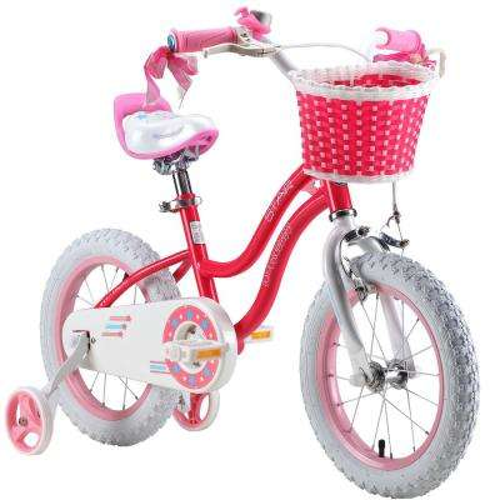 Stargirl 18 in. Pink Kids Bicycle