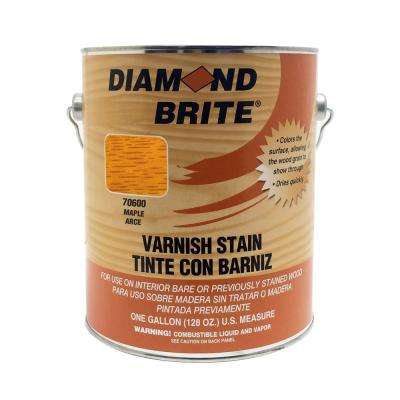 1 gal. Maple Oil-Based Interior Varnish Stain