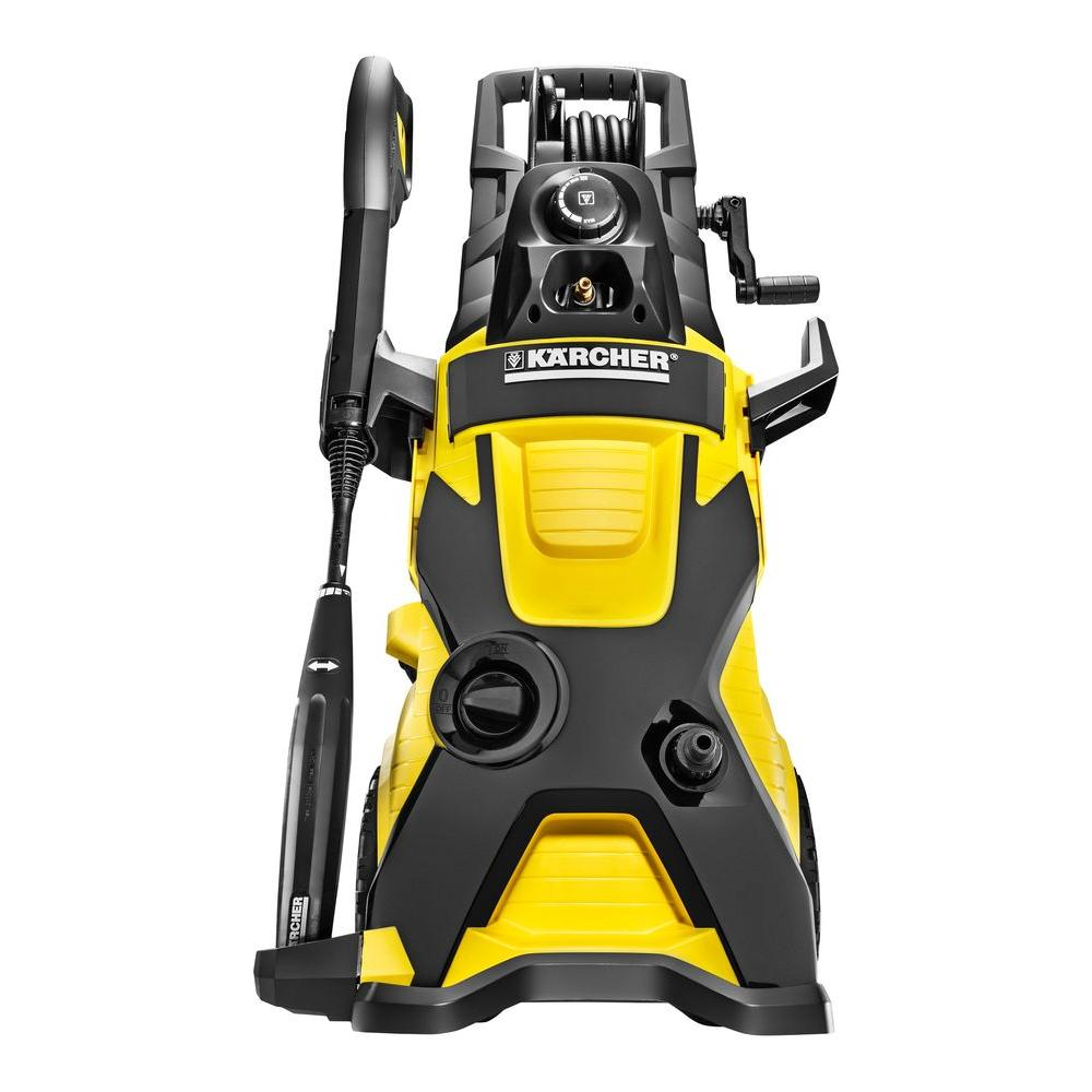 karcher k4 premium 1 900 psi 1 5 gpm electric pressure. Black Bedroom Furniture Sets. Home Design Ideas