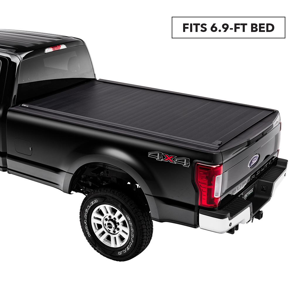 Retrax Pro Mx Tonneau Cover 99 07 Ford F250 350 6 9 Bed W Out Stake Pockets 80322 The Home Depot
