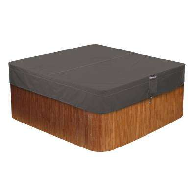 Ravenna Large Square Hot Tub Cover Cap