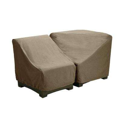 Northshore Patio Furniture Cover for the Middle Armless Sectional