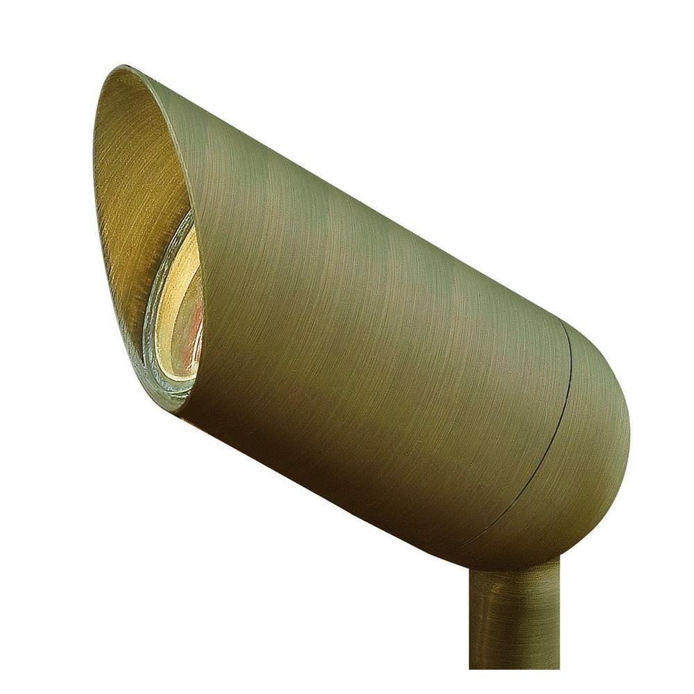 Hinkley Lighting Outdoor Matte Bronze LED Spot Light
