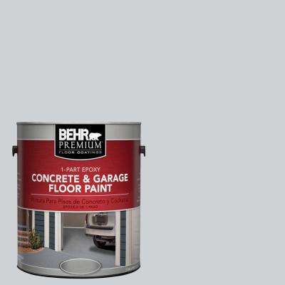 1 gal. #N510-1 Silver Shadow 1-Part Epoxy Concrete and Garage Floor Paint
