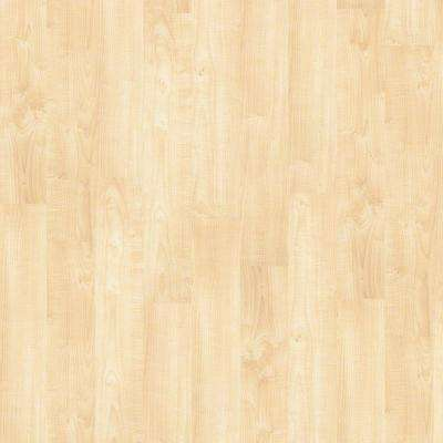 Take Home Sample - Gallantry Straw Resilient Vinyl Plank Flooring - 5 in. x 7 in.