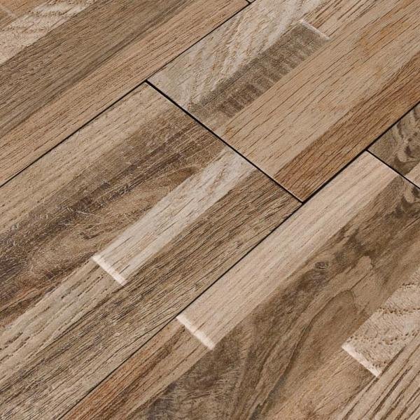 Msi Rain Forest Taupe Ledger Panel 6 In X 24 In Matte Porcelain Wall Tile 11 Sq Ft Case Nraifortau6x24 The Home Depot