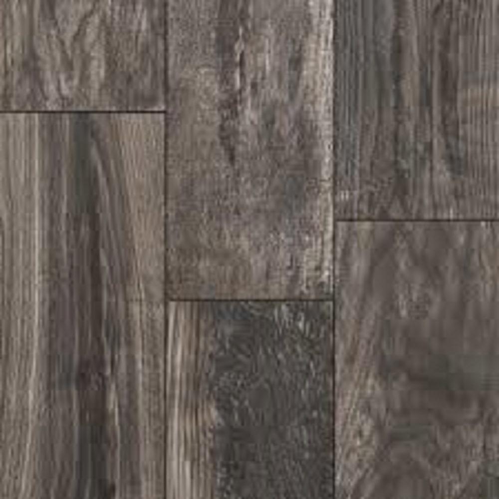 Take Home Sample -EIR Smokewood Fusion Laminate Flooring - 5 in. x 7 in.