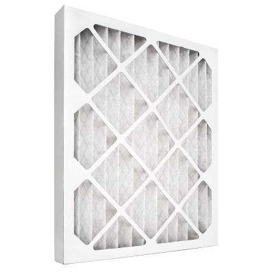 24 in. x 24 in. x 2 in. Pro Allergen FPR 7 Pleated Air Filter (12-Pack)