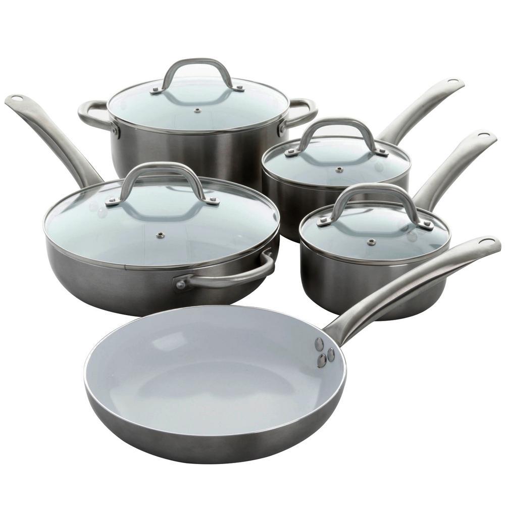 Montecielo 9-Piece Cookware Set