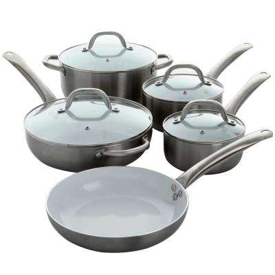 Montecielo 9-Piece Cookware Set