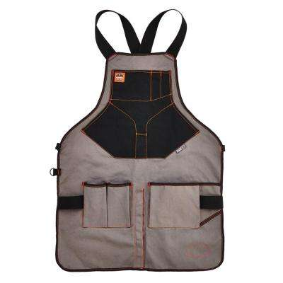 Arsenal 13-Pocket Apron, Gray