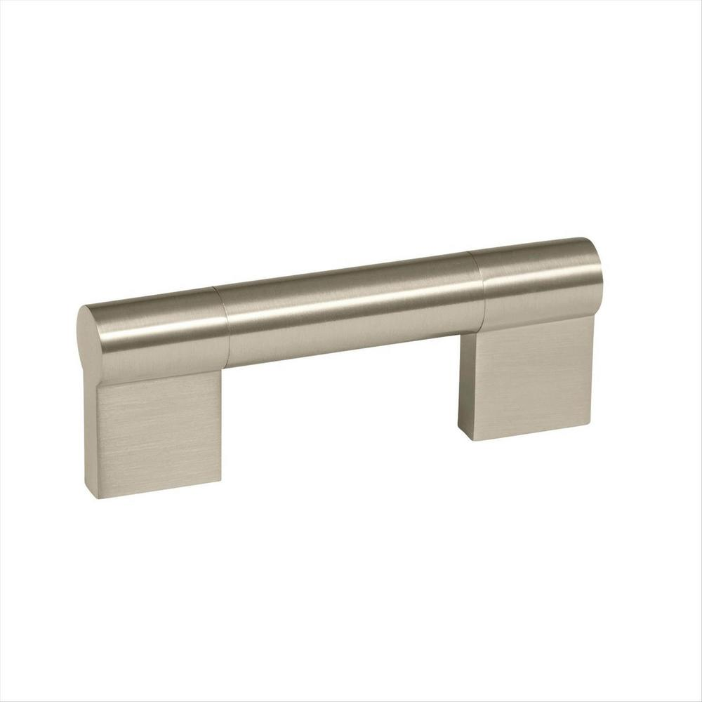 Kontur 3 in. (76 mm) Center to Center Satin Nickel Cabinet