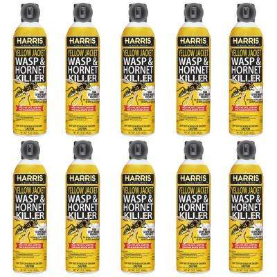 16 oz. Wasp and Yellow Jacket Killer Foam (Pack of 10)