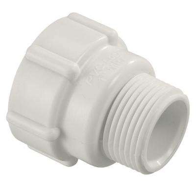 1 in. PVC-Lock x 1 in. MPT Adapter