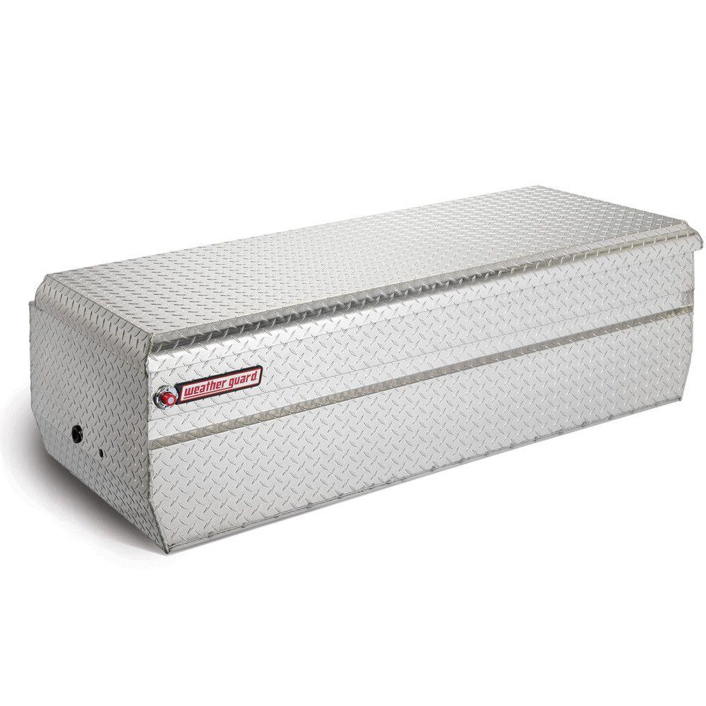 Weather Guard 62 in. Aluminum All-Purpose Extra Wide Chest