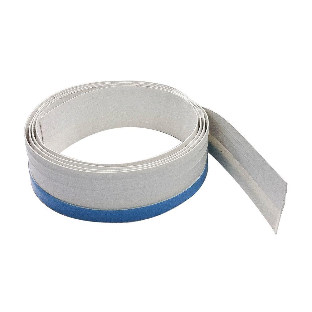 E/O 84 in. x 2 in. White Patio Door Weatherstrip