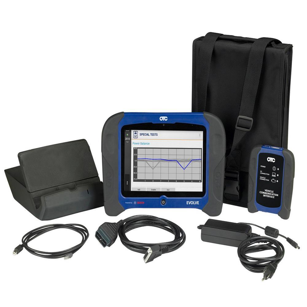 Evolve Professional Diagnostic Tool
