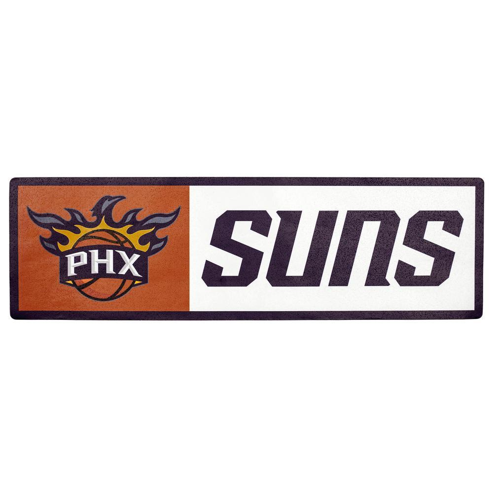 NBA Phoenix Suns Outdoor Step Graphic