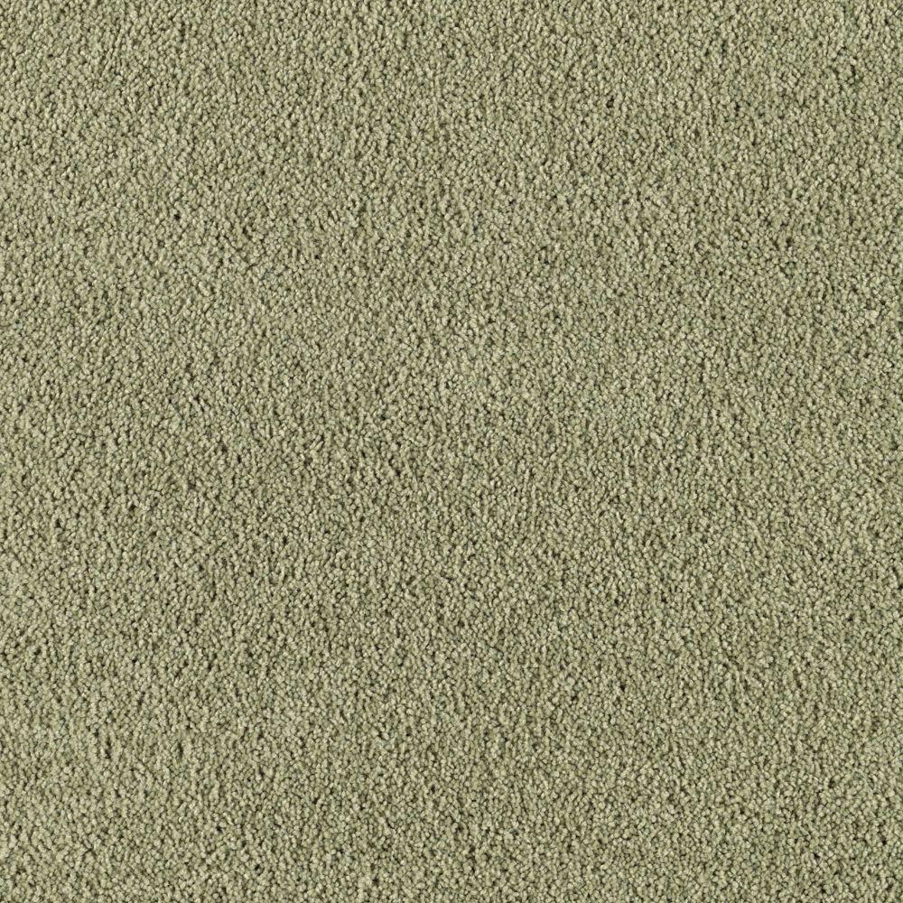 Platinum Plus Command Perf II - Color Lemongrass 12 ft. Carpet