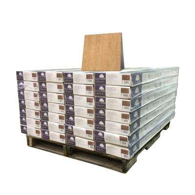 Oak Ivory 1/2 in. Thick x 5 in. Wide x Random Length Engineered Hardwood Flooring (868 sq. ft. / pallet)
