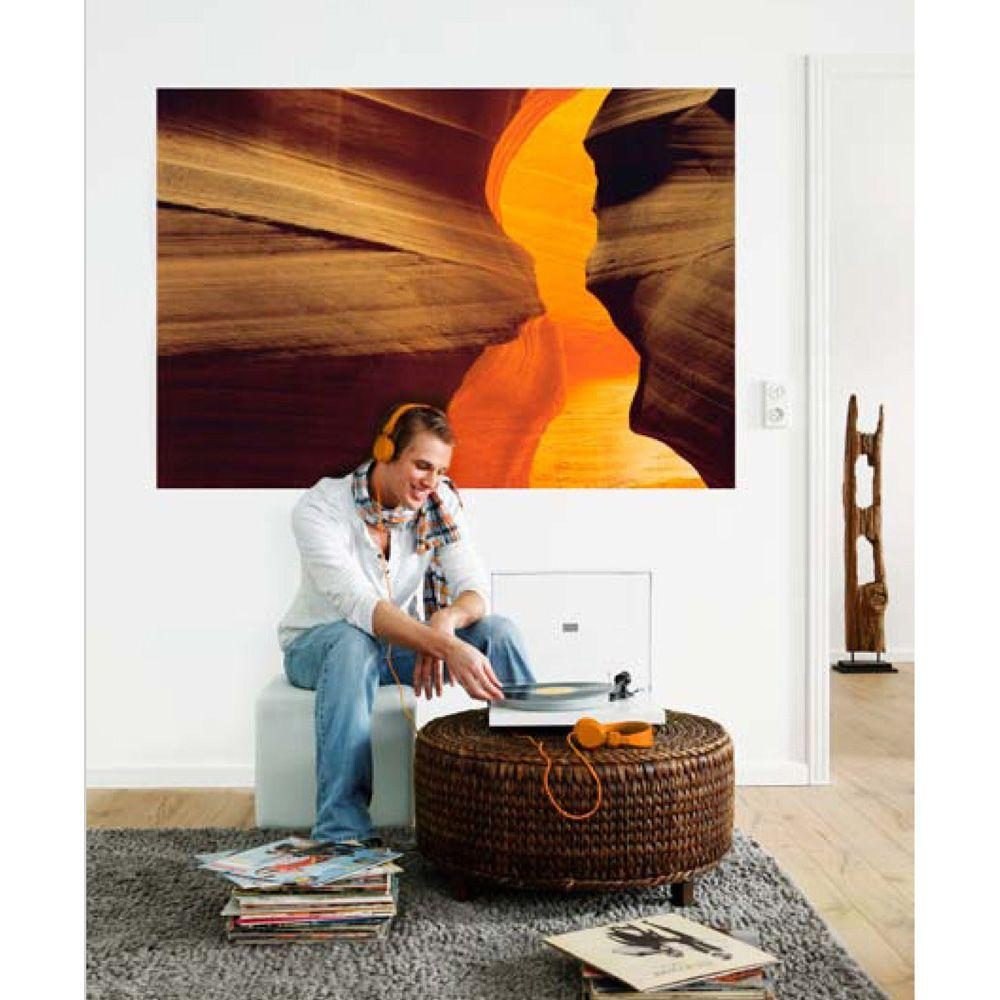 National Geographic 50 in. x 72 in. Side Canyon Wall Mural