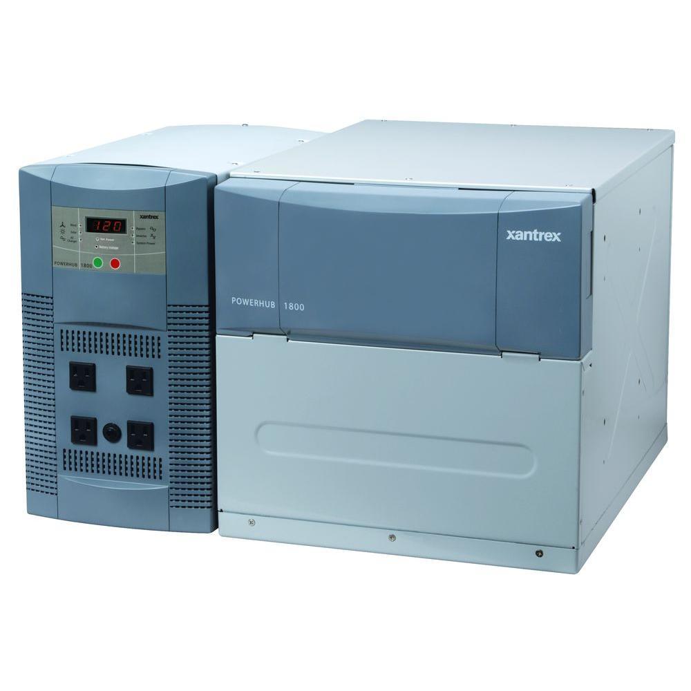 Xantrex PowerHub 1800-Watt Solar Inverter