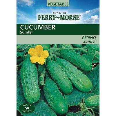 Cucumber Sumter Vegetable Seeds